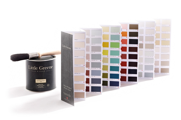 Little Greene verf