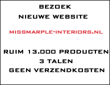 Nieuwe website Miss Marple