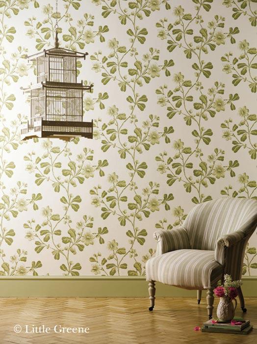 Little greene london wallpapers broadwick st page 3 0277brapple - Behang london ...