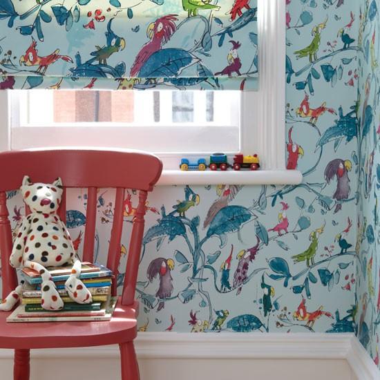 parrot wallpaper quentin blake