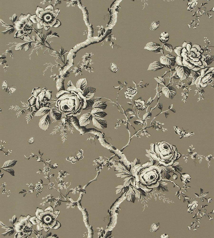 ralph lauren signature papers ashfield floral prl02704. Black Bedroom Furniture Sets. Home Design Ideas