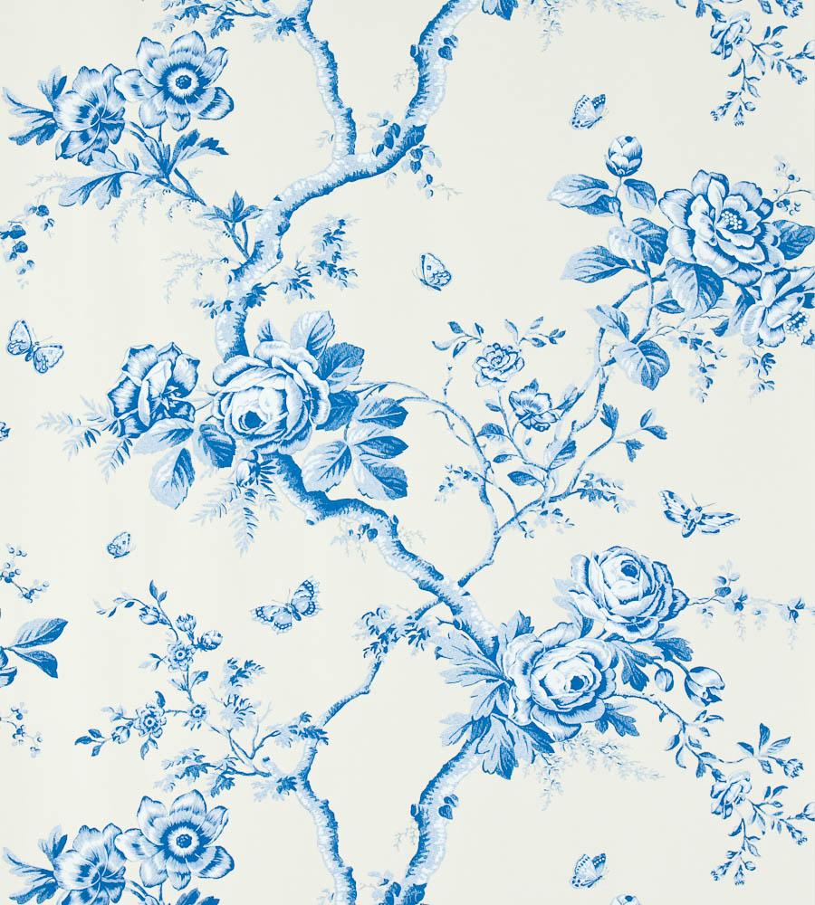 ralph lauren signature papers ashfield floral prl02701. Black Bedroom Furniture Sets. Home Design Ideas