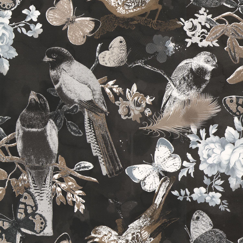 Tapete Bohemian Rhapsody : DecorMaison – Eden – Birds and Butterflies – Page 46 – 3333