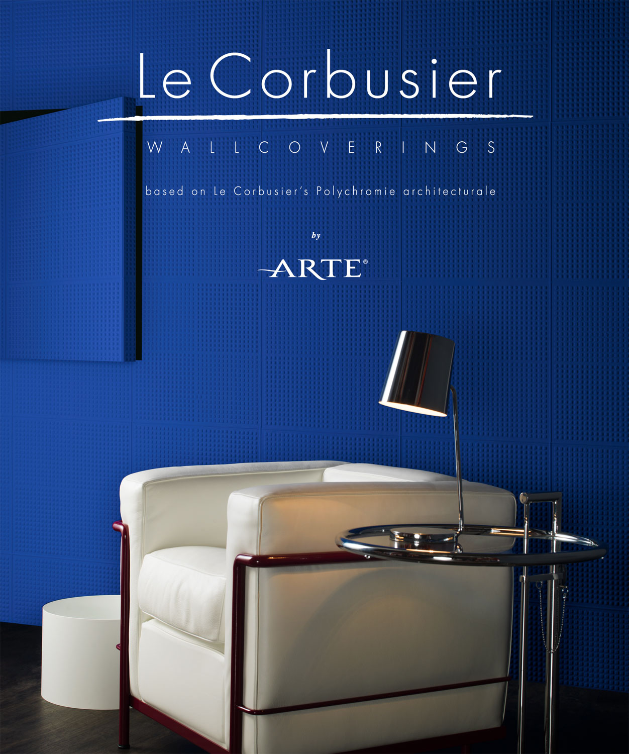 arte le corbusier squares page 67 20583. Black Bedroom Furniture Sets. Home Design Ideas