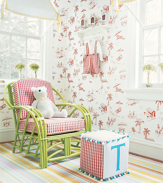 Thibaut Fabrics And Wallpapers: Spring Lake