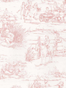 Product: LWP62226W-Childs Garden Toile