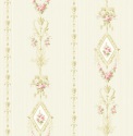 Product: CU80201-Floral Stripe