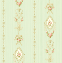 Product: CU80204-Floral Stripe