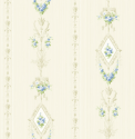 Product: CU80202-Floral Stripe