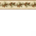 Product: HTM48401B-Pine Boughs Border