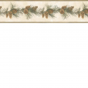 Product: HTM48402B-Pine Boughs Border