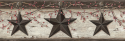 Product: PUR44601B-Rustic Barn Star