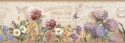 Product: PUR44522B-Springtime Border