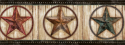 Product: PUR44661B-Weathered Barn Star