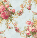 Product: FV60017-Aubusson Rose