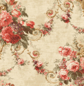 Product: FV60011-Aubusson Rose