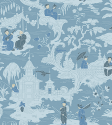 Product: 1008038-Chinese Toile