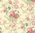 Product: HK80201-Floral Scroll