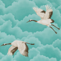 Product: 111234-Cranes in Flight