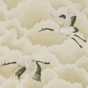 Product: 111231-Cranes in Flight