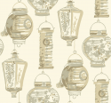 Product: CH71505-Painted Lanterns