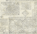 Product: YC61018-Antique Map