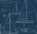 Product: YC61312-Yacht Blueprint