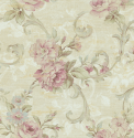 Product: AR31201-Large Floral Scroll