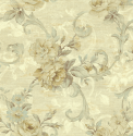Product: AR31207-Large Floral Scroll