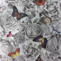 Product: W659202-Butterfly Garden