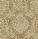 Product: DV50001-Leaf Damask