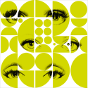 Product: WP20085-Eyes and Circles