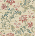 Product: MA90701-Floral Scroll