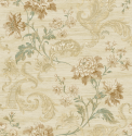 Product: MA90707-Floral Scroll