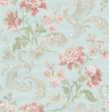 Product: MA90702-Floral Scroll