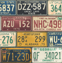 Product: TH52501-Detroit Licence Plates