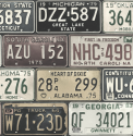 Product: TH52509-Detroit Licence Plates