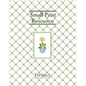 Collectie: Small Print Res. 1