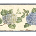 Product: CT46001B-Hydrangeas Border