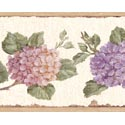 Product: CT46002B-Hydrangeas Border