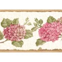 Product: CT46003B-Hydrangeas Border