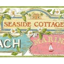 Product: CT46022B-Seaside Beach Signs