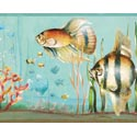 Product: CT46031B-Under The Sea Border