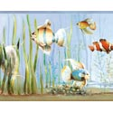 Product: CT46032B-Under The Sea Border