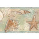 Product: CT46051B-Sea Shells Border