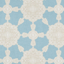Product: F988728-Medallion Paisley
