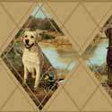 Product: FG35586B-Argyle Dogs