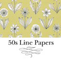 Collectie: 50s Line Papers
