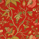 Product: T5342-Chinoiserie Floral