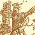 Product: T6339-Pheasant Toile
